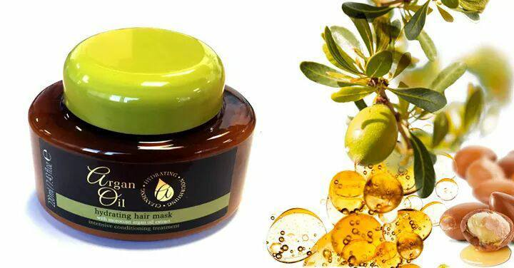 Argan Oil Hydrating Hair Musk - 220ml