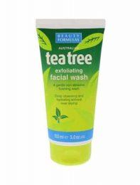Beauty Formula Tea Tree Exfoliating Facial Wash ? 150ml