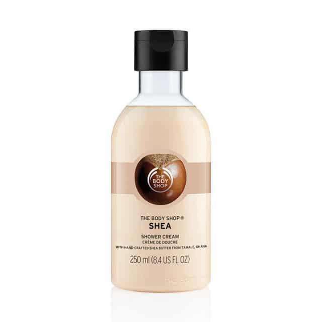 The Body Shop Shea Shower Cream - 250 ml
