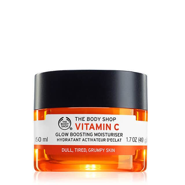 The Body Shop Vitamin C Glow Boosting Moisturiser - 50 ml