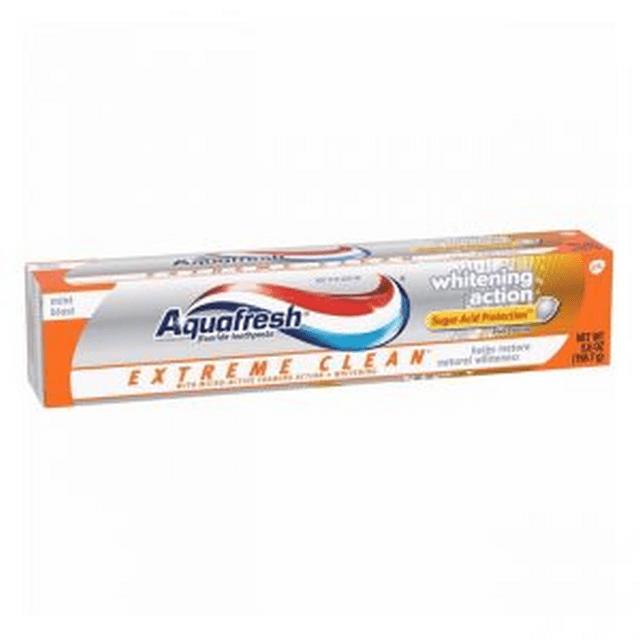 Aquafresh Whitening Action Sugar Acid Protection 158.7g