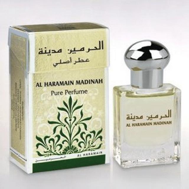 Al Haramain Madinah Pure Perfume 15mL