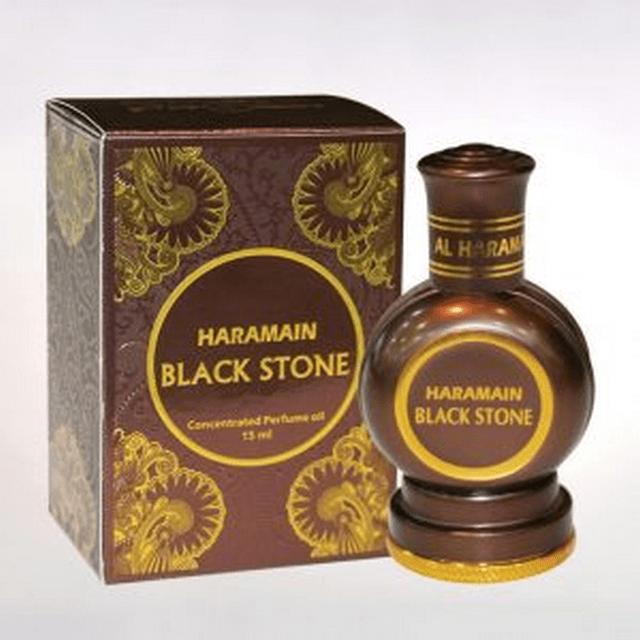 Al Haramain Black Stone Pure Perfume 15mL