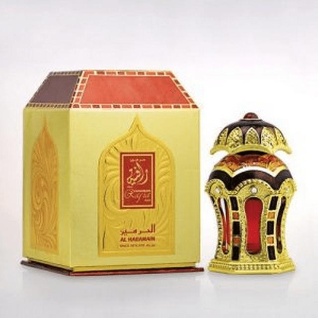 Al Haramain Rafia Gold Pure Perfume 15mL