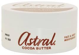 Astral Cocoa Butter Face & Body Moisturiser 200ml
