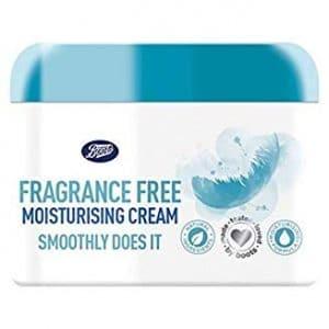Boots Fragrance Free Moisturising Cream 100mL